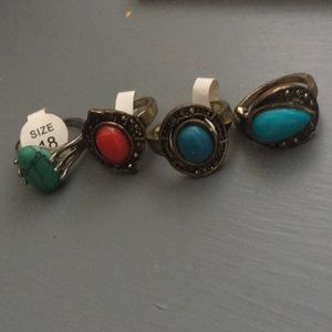 ☀️ Ring bundle